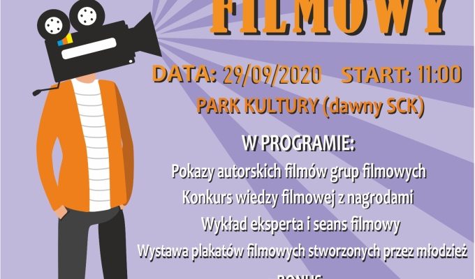 Młodzieżowy Festiwal Filmowy –reaktywacja!