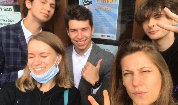 Młodzieżowy Festiwal Filmowyjuż za nami!