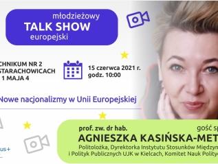 Ostatni młodzieżowy talkshoweuropejski